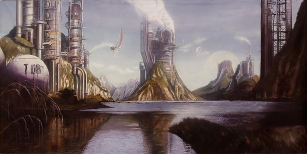 Architektur/ Landschaft