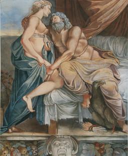 """""""Jupiter und Juno"""""""
