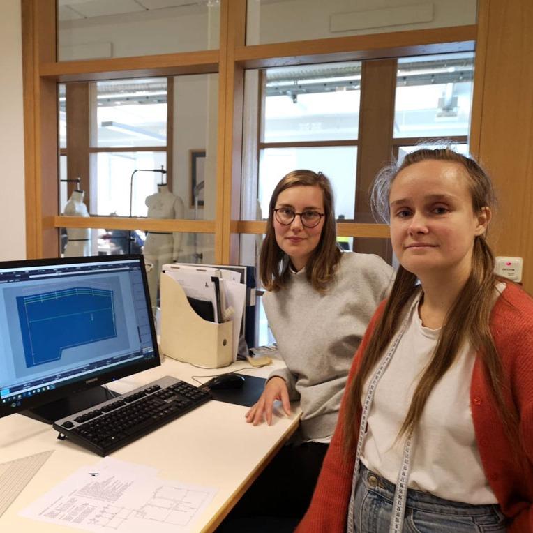 studenter Mönsterkonstruktör
