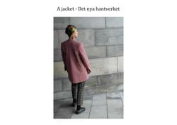 """Projekt """"A Jacket"""" 1 av 6"""