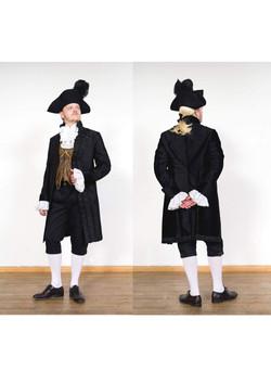 Historisk kostym 1800-tal 4 av 5