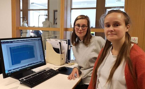 Lisa och Desirée om hållbarhet