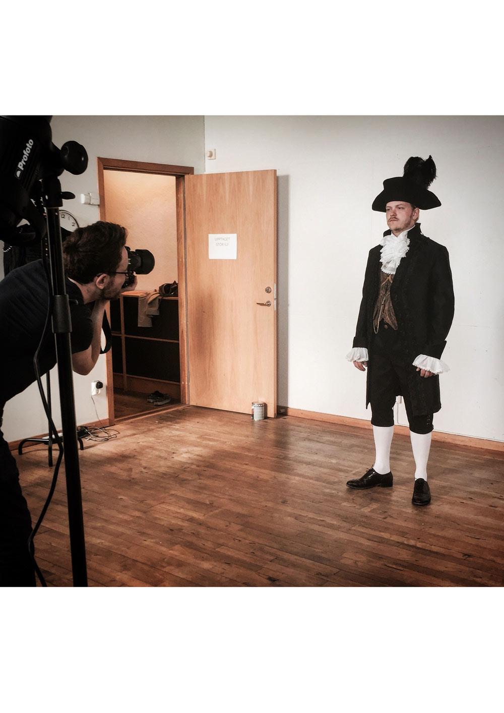Historisk kostym 1800-tal 5 av 5