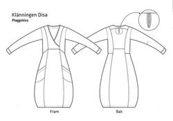 Klänningsprojekt 3 av 5