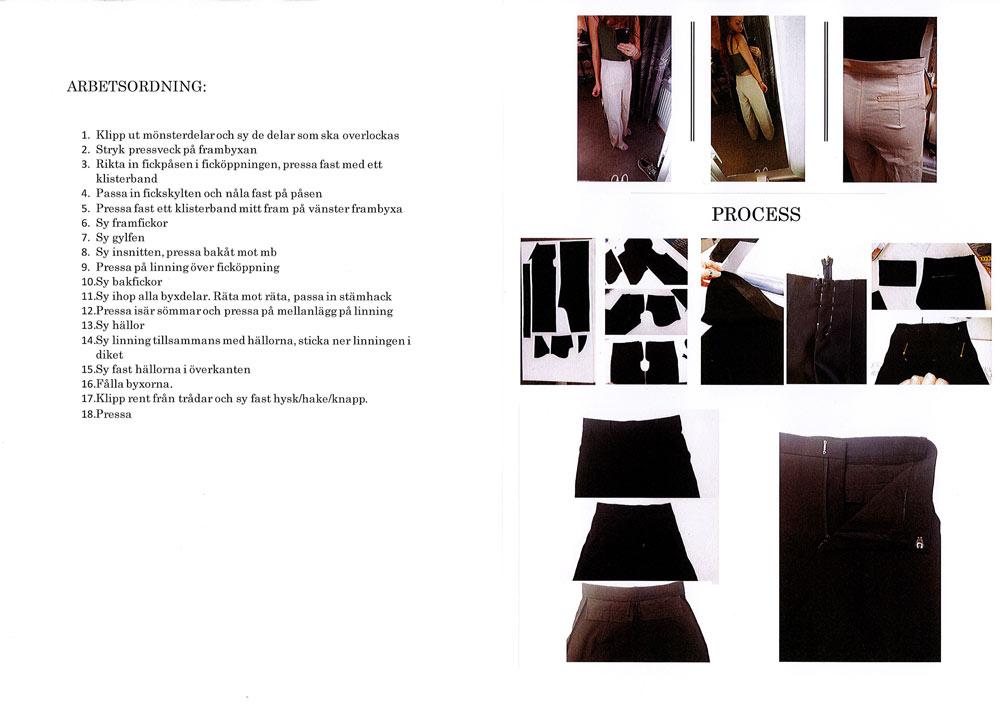 Byxprojekt 5 av 5