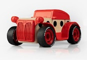 Roadster Rød