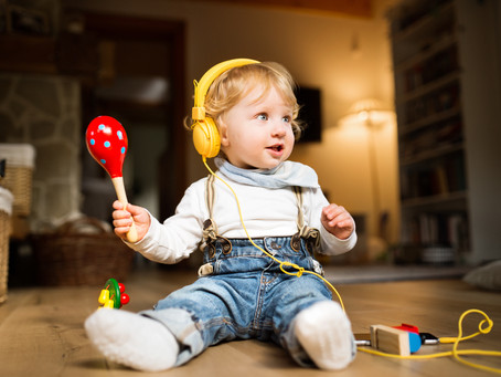 5 ways to nurture your child's musical curiosities