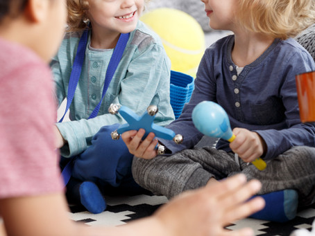 3 Musical Activities to Build Social Skills