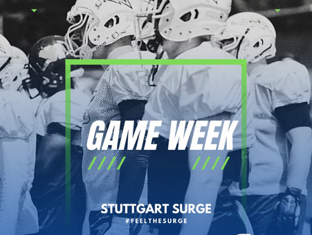 Game Week w/David Meza
