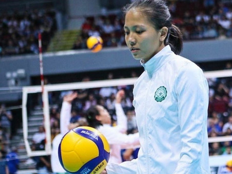 From Vancouver to Taft...and back?: Tin Tiamzon's Volleyball Growth