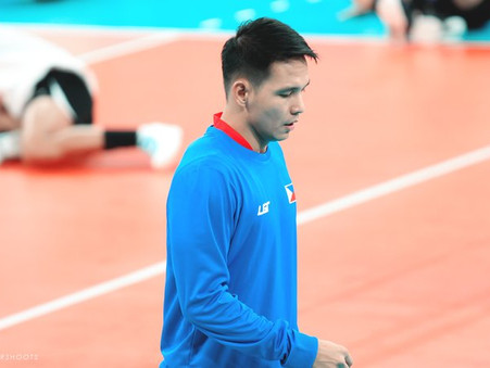 Jessie Lopez And His Contribution To Philippine Men's Volleyball