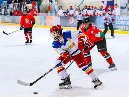 Growing Ice Hockey in the Philippines According to Danielle Imperial