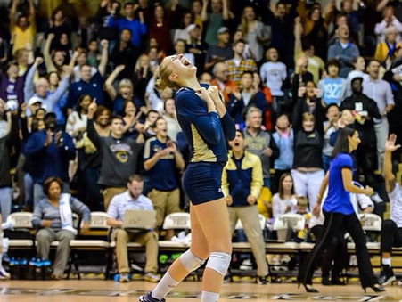 Courtney Felinski's Journey in Playing Professional Volleyball Overseas