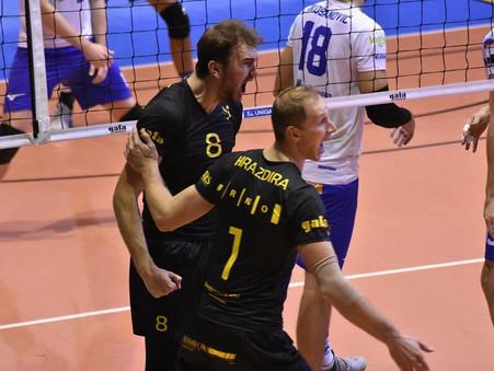 Pursuing Men's Professional Volleyball Overseas: The story of Matt August