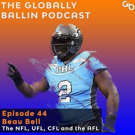 Episode 44 of The Globally Ballin Podcas