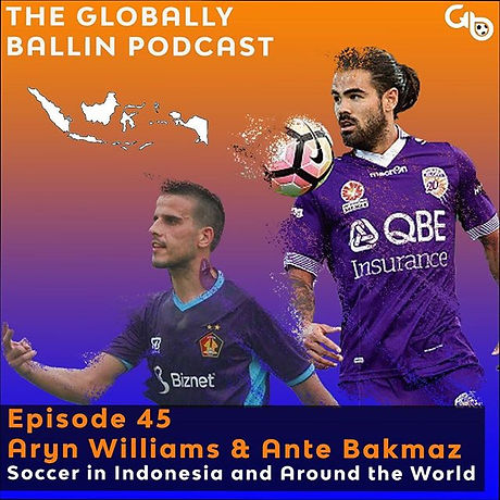 Episode 45 is up and ready (link is in o