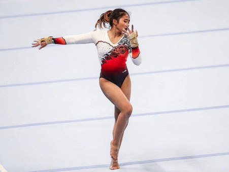 To Know Them Now: An interview with Indonesian Medaled Gymnast, Rifda Irfanaluthfi