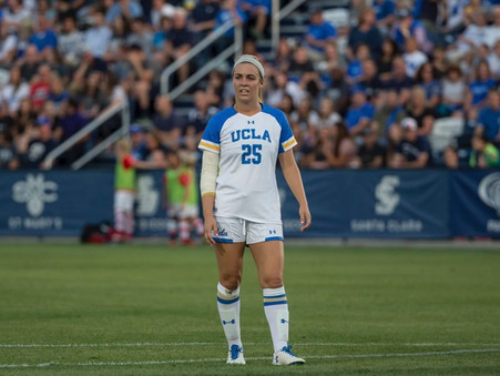 How Claire Winter Seized 'limited' Opportunities in Women's Professional Soccer