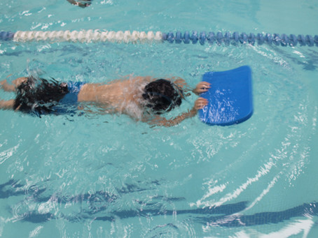 Hidratación en la natación