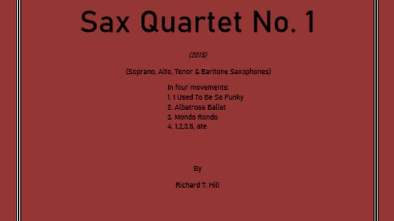 Sax Quartet1 (2018)