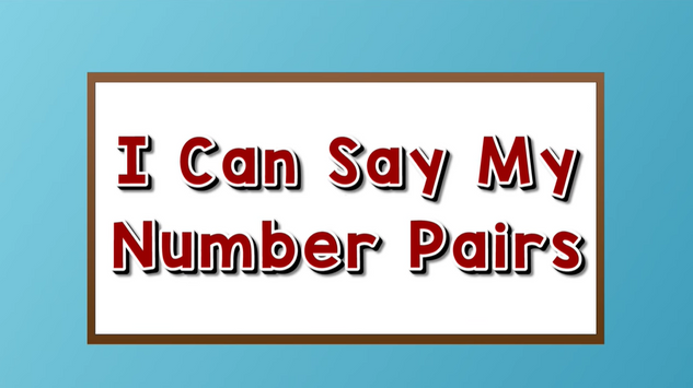 I Can Say My Number Pairs 10 | Math Song for Kids | Number Bonds | Jack Hartmann
