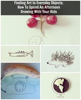 Finding Art in Everyday Objects