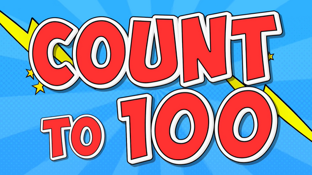 Let's Get Fit | Count to 100 | 2020 Version | Jack Hartmann