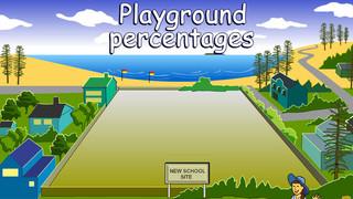 Playground Percentages