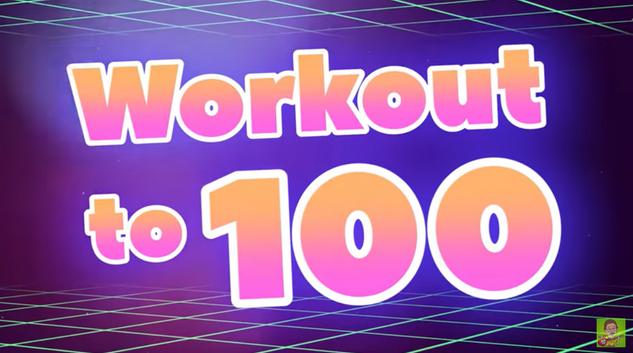 Jack Hartman Workout to 100
