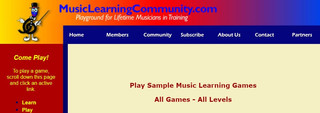 Music Learning Community
