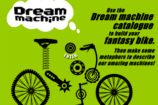Build your dream bike out of metaphors