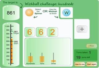 Wishball hundreds for Year 2