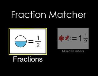 Fraction Matcher