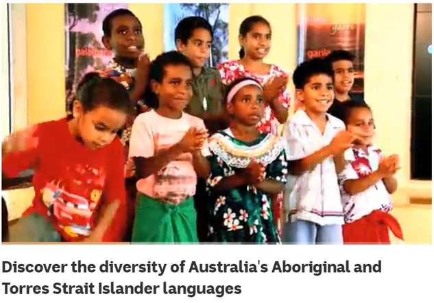 Diversity of Australia's Aborginal and Torres Strait Islander languages