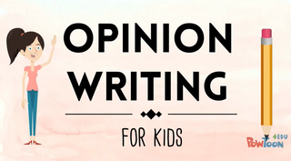Opinion Writing for Kids | Episode 2 | Choosing a Topic
