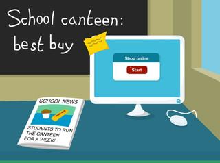 School canteen: best buy