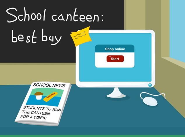 School canteen: best buy