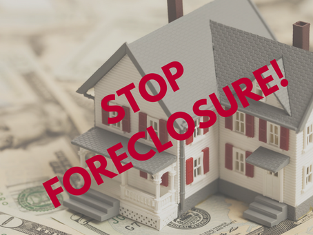 What Are A Homeowner's Options When Facing Foreclosure?