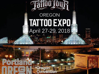 Oregon Tattoo Expo