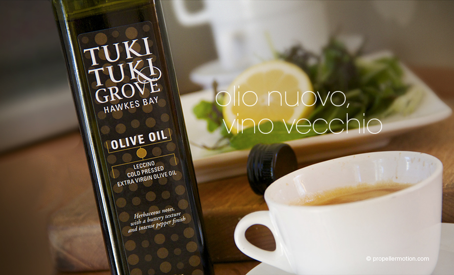 Olive Oil - Photography / Design