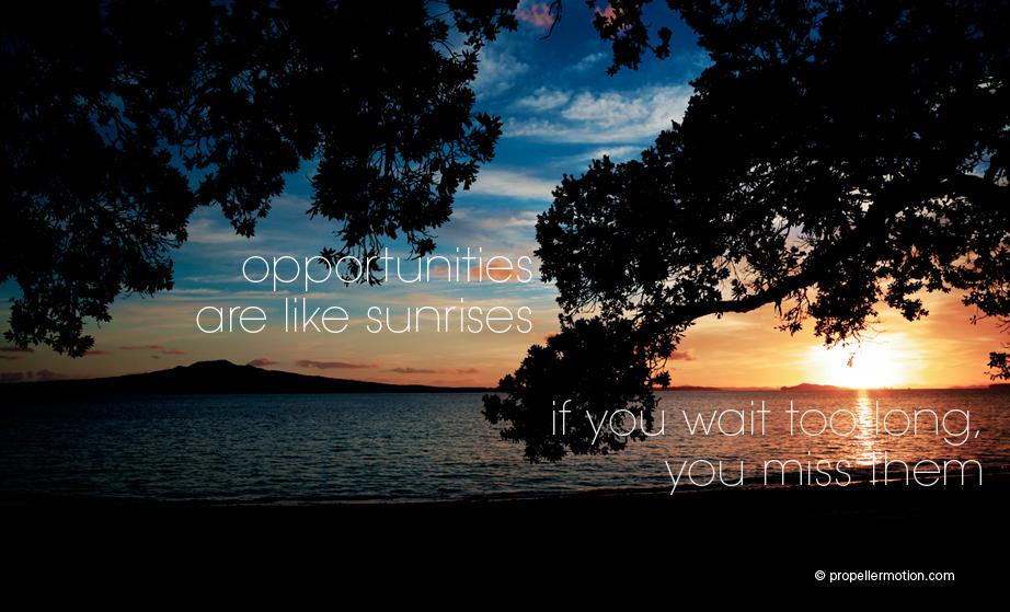 Sunrise - Photography