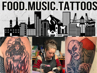 Portland Tattoo Expo!