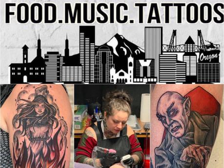Portland Tattoo Expo!