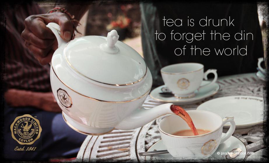 Mackwoods Tea - Photography