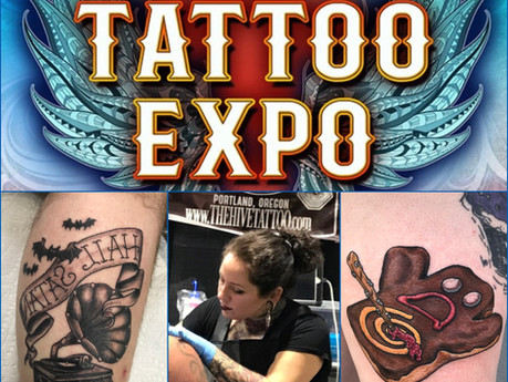 More fun with tattoos in casinos...