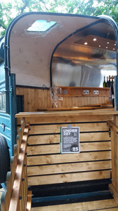 Horse Box Mpbile Front Bar