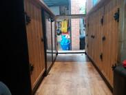 Horse Box Bar Floor.
