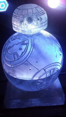 Star Wars BB8 Vodka Ice Luge