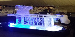 School Leavers Ice Bar