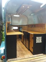 Horsebox Mobile Bar Shropshire